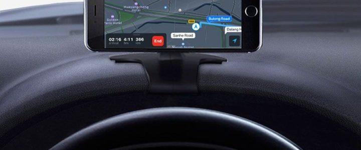 Quel est le meilleur support GPS voiture ?