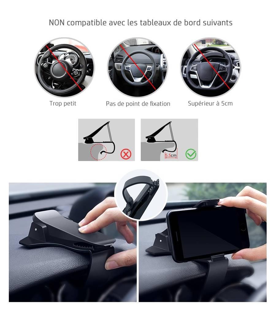 support-GPS-tableau-de-bord