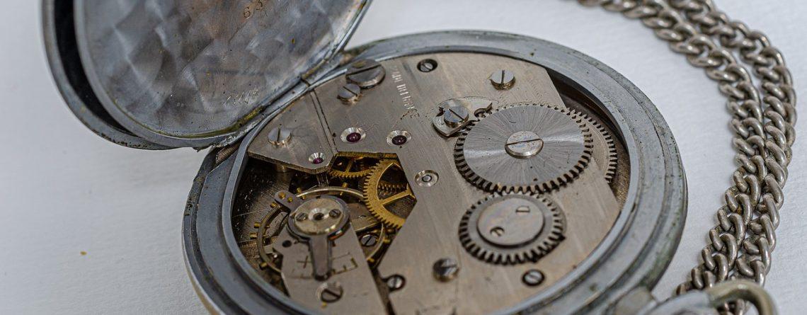 Quels sont les différents types de montre de poche